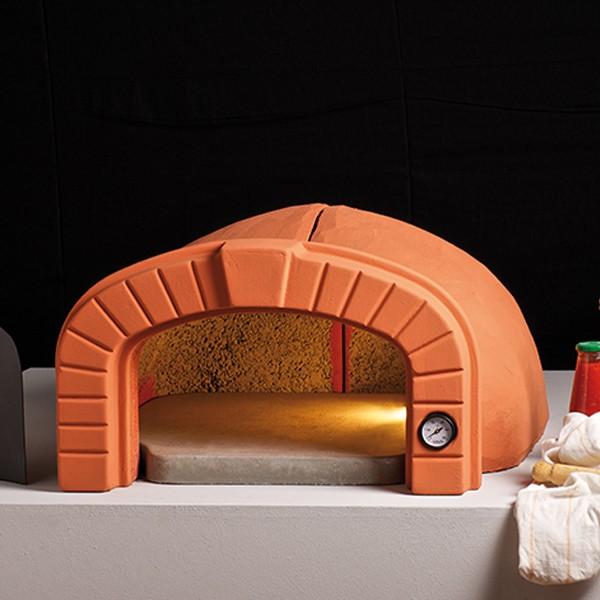Forni a legna per pizza VALORIANI - Refrattari rossi