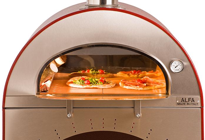 Alfa Pizza Brace a Gas - - La Confraternita della Pizza