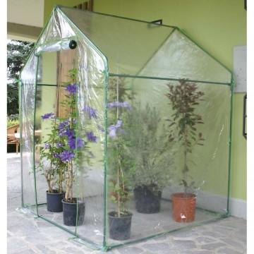 Serra Clematis per piante e fiori 155 x 155 x h 205 cm - Serra CLEMATIS VERDEMAX 2646