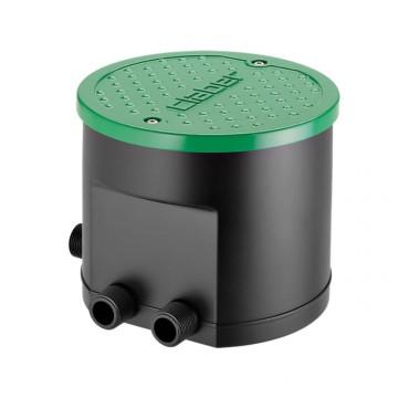 Pozzetto Premontato integrato di Programmatore a Batterie Hydro 4 CLABER - 90829