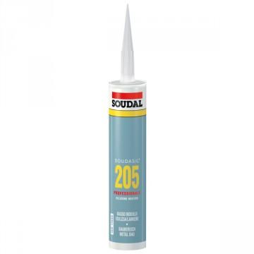 Sigillante siliconico neutro monocomponente - SOUDAL - Soudasil 205 - Bronzo - 310 ml - 70261924
