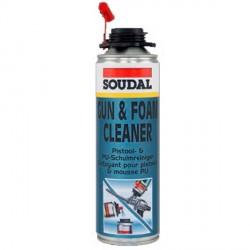 Pulitore per schiuma - SOUDAL - Gun & Foam Cleaner - Bombola 500 ml - 70210015