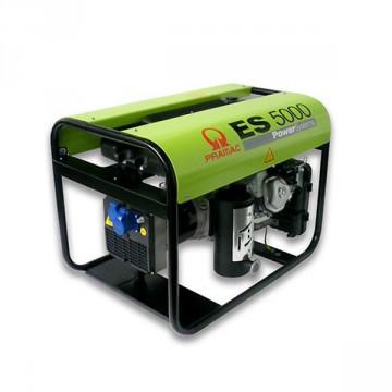 Generatore di Corrente Monofase PRAMAC ES 5000 Motore Honda 230 V