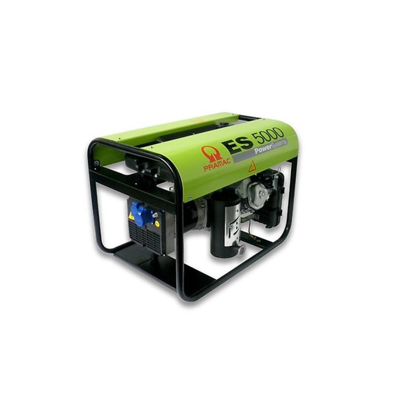 Generatore di corrente monofase pramac es 5000 motore for Generatore di corrente honda usato