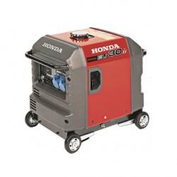 Generatore Corrente HONDA EU30is con 4 ruotine - Inverter Elettrogeno
