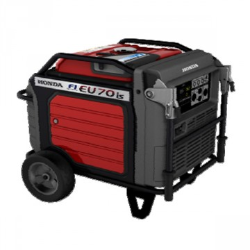 Generatore Corrente HONDA EU70is con Trolley integrato - Inverter Elettrogeno