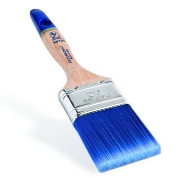 """Pennello GAMMA XP 701 Pennellesse Americana extra professionale Setola blu 2"""" Manico in legno"""