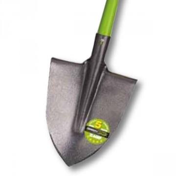 Vanga a punta in acciaio con manico in fibra di vetro cm 110 AGEF