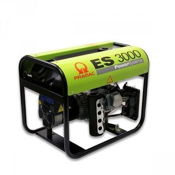 Generatore di Corrente Monofase PRAMAC ES 3000 Motore Honda GX160
