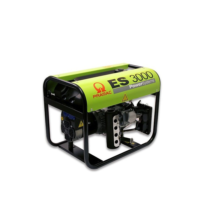 Generatore di corrente monofase pramac es 3000 motore for Generatore di corrente honda usato