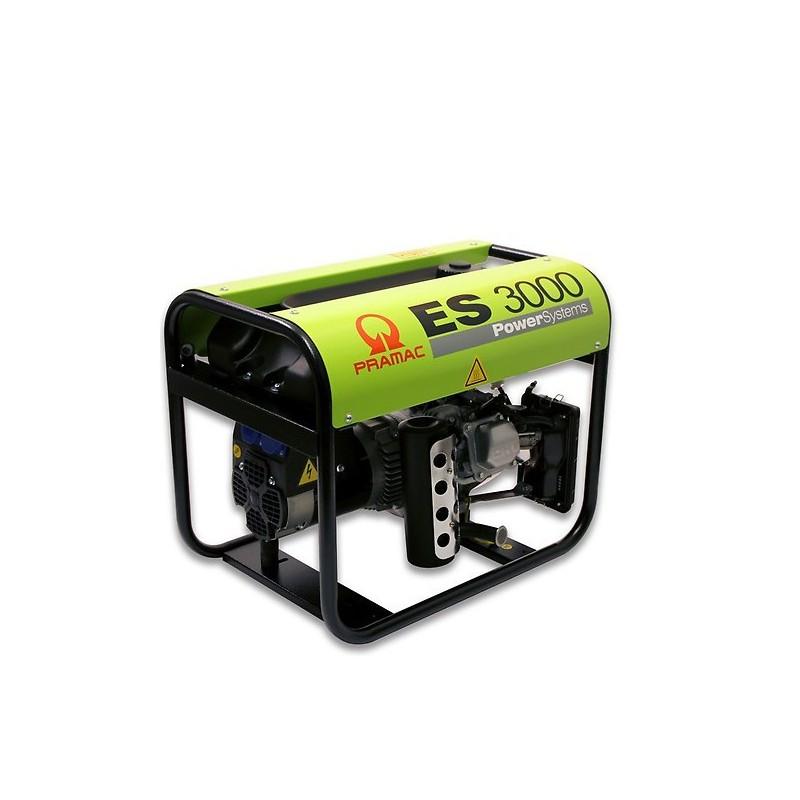 Generatore di corrente monofase pramac es 3000 motore for Generatore di corrente wortex