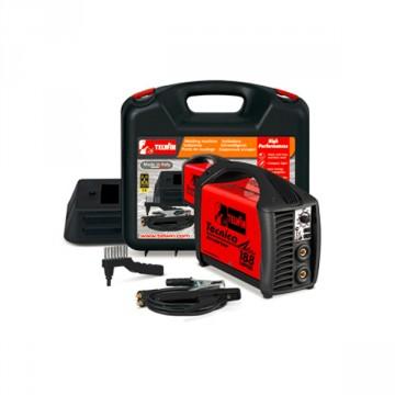 Saldatrice Inverter Tecnica 188 MPGE 230V ACX + Valigetta in plastica - TELWIN - 816212