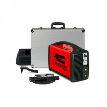 Saldatrice Inverter TECHNOLOGY 238 CE/MPGE 230V ACX + Valigetta Alluminio - TELWIN - 816213