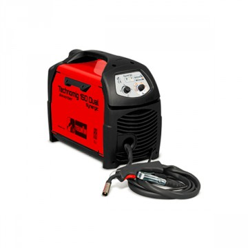 Saldatrice Inverter TECHNOMIG 150 DUAL SYNERGIC 230V - TELWIN - 816050