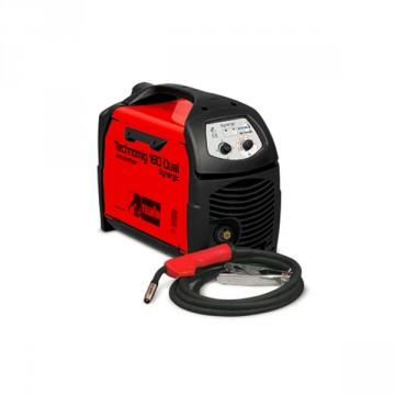 Saldatrice Inverter TECHNOMIG 180 DUAL SYNERGIC 230V - TELWIN - 816054