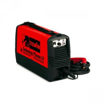 Saldatrice Inverter TECHNOLOGY PLASMA 54 KOMPRESSOR 230V - TELWIN - 815088