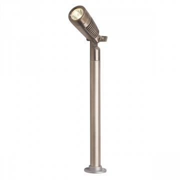 Faretto LED Elatus Bronzo - LED bianco caldo 2W - GARDEN LIGHTS GL3097121