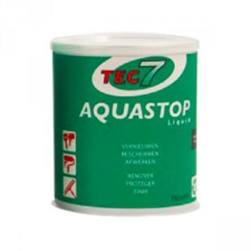 Adesivo impermeabilizzante liquido STONES - TEC7 AQUASTOP LIQUID Nero - 750 ml - 602301000