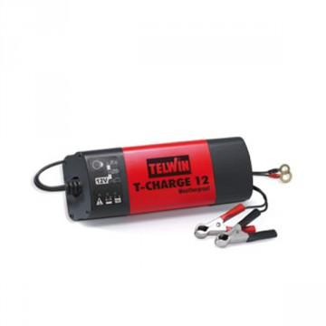 Caricabatterie Portatile intelligente auto moto T-CHARGE 12 12V - TELWIN - 807560