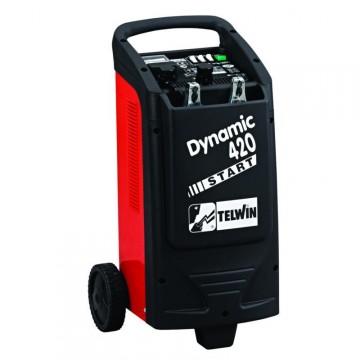 Caricabatterie DYNAMIC 420 START 230V 12-24V - TELWIN - 829382
