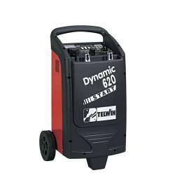 Caricabatterie DYNAMIC 620 START 230V 12-24V - TELWIN - 829384