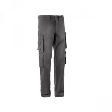 Pantalone Wayet II All Season Cargo elasticizzato con tasche DIADORA UTILITY - ACTIVE Grigio UK - 160298 75093
