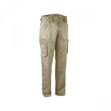 Pantalone Staff cargo con tasche laterali DIADORA UTILITY - FLASH Beige - 160301 25070