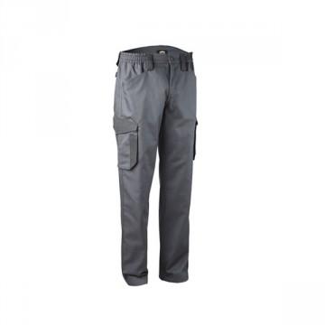Pantalone Staff cargo con tasche laterali DIADORA UTILITY - FLASH Grigio Acciaio - 160301 75070