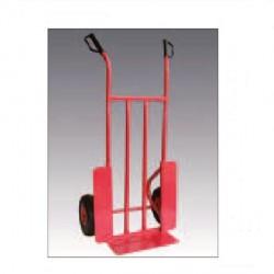 Carrello manuale con ruote pneumatiche portata 250 kg - C1892M MAGNANICARPI
