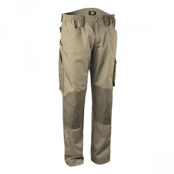 Pantalone con ginocchere e tasche laterali DIADORA UTILITY - ROCK Beige - 160303 25070
