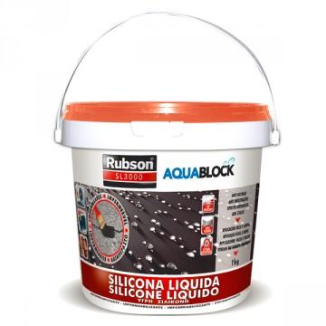 Silicone Liquido Terracotta SL3000 - RUBSON HENKEL- 1 Kg - 1139769
