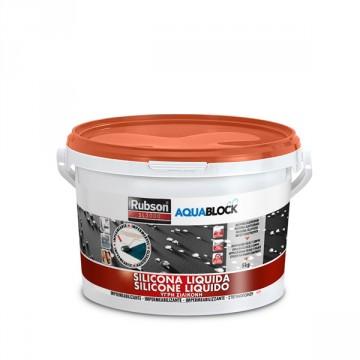 Silicone Liquido Terracotta SL3000 - RUBSON HENKEL- 5 Kg - 1139769