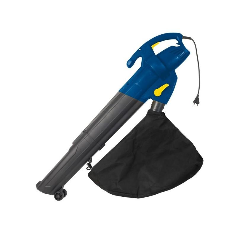 Aspiratore trituratore soffiatore elettrico ribimex - Aspiratore elettrico da finestra ...