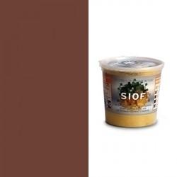 Ossido Terra colorante colore Marrone Scuro 711 - Confezione 300 gr - SIOF