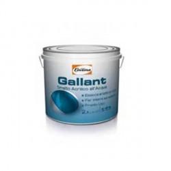 Smalto Acrilico all'Acqua Satinato Gallant COVEMA 0,750 Litri - BIANCO