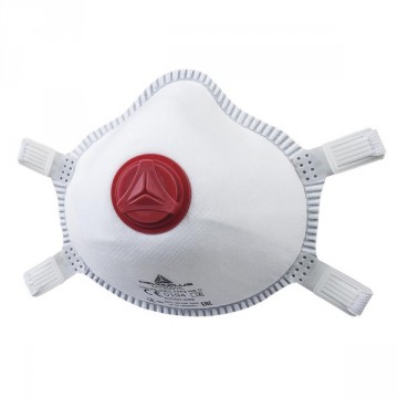 Maschera Facciale Filtrante Monouso FFP3 Con Valvola - DELTAPLUS M1300V