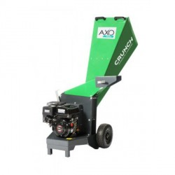 Cippatore Motore a benzina 5,5 Hp CRUNCH - Taglio 50-70 mm - AXO ACIP5.5
