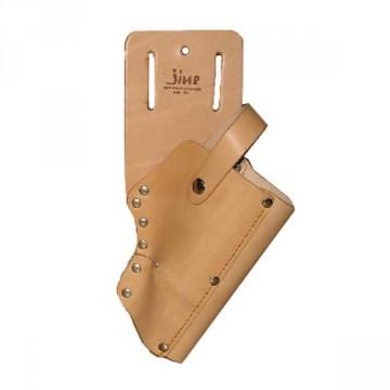 Fondina Porta Trapano in Cuoio con Cinturino di Sicurezza Made in Italy JIMP - 436