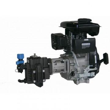 Motopompa per Irrorazione API STRIP PUMP con Motore AXO Engines AMG 101 2.5 Hp 80 cc - Portata 17 lt/min