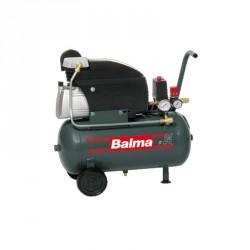Compressore elettrico Serbatoio da 24 litri con ruote BALMA Sirio FC2
