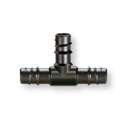 """Raccordo a tre vie per tubo collettore da 1/2"""" 91071 (conf. 2 pz) - CLABER"""