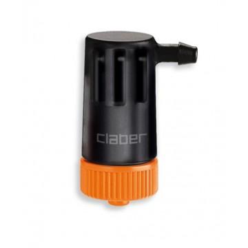 Gocciolatore fine linea 0-10 l/h Plus 91214 (conf. 10 pz) - CLABER