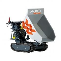 Motocarriola Cassone dumper AMTI-3.0D-G65 Capacità 300 kg Motore benzina 6.5 hp AXO - MADE IN ITALY