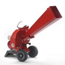 Biotrituratore Motore a scoppio HONDA GP200 - AGRINOVA ZO50H4 Sistema lame e martelli ∅ max rami 55 mm - MADE IN ITALY