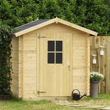 """Casetta da giardino in Legno 198x198x218 h """"LONDRA"""" - GARTEN PRO 59104006"""