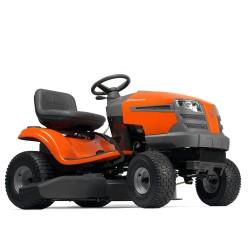Trattorino Rasaerba HUSQVARNA TS138 - Motore B&S 500 cc - taglio 97 cm - lame 3