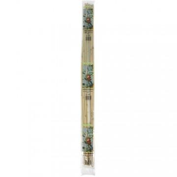 Tutore in bamboo - h cm 150, Ø mm 12-14 - conf. 3 pz - VERDEMAX 6658