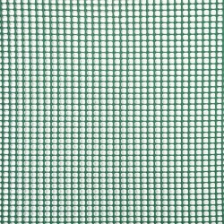 Rete quadra maglia 5 mm - h 0,5 x 1 m -Verde - VERDEMAX 8072