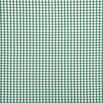 Rete quadra maglia 5 mm - h 1 x 1 m - Verde - VERDEMAX 8075