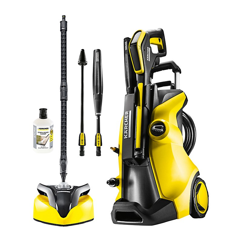 idropulitrice karcher k5 full control con kit casa. Black Bedroom Furniture Sets. Home Design Ideas